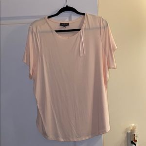 The Limited Pale pink blouse